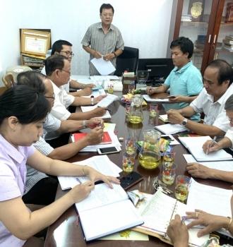 Thành ủy Đà Nẵng chỉ đạo các tổ chức Đảng, cơ quan liên quan Sơ kết 5 năm thực hiện Chỉ thị số 43-CT/TW của Ban Bí thư