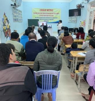 Hội thảo trực tuyến về qui trình xông hơi,  giải độc theo phương pháp Hubbard tại Việt Nam